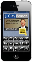 Alabama Injury Hotline App from J. Clay Benson